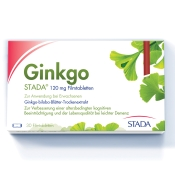 Ginkgo STADA® 120 mg