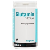 Glutamin 100% Pur Pulver