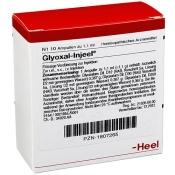 Glyoxal-Injeel® Ampullen