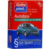 Gothaplast® Wundpflaster Autobox