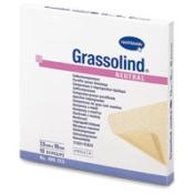 Grassolind® Salbenkompressen steril 5 x 5 cm