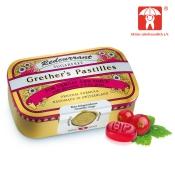 Grether's Redcurrant + Vitamin C zuckerfreie Pastillen