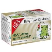 """H&S Baby- und Kindertee """"Atme sanft durch!"""" Nr. 75"""