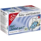 H&S Baby und Kindertee Schlaf gut Nr. 74