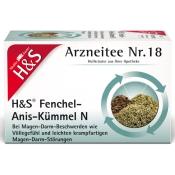 H&S Fenchel-Anis-Kümmel N Nr. 18