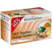 H&S Rooibos Orange-Sanddorn Nr. 94
