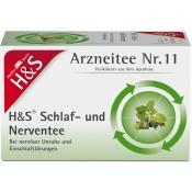 H&S Schlaf-und Nerventee Nr. 11
