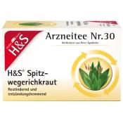 H&S Spitzwegerichkraut Nr. 30