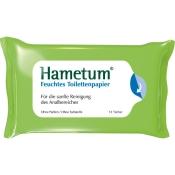 Hametum® Feuchtes Toilettenpapier