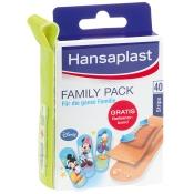 Hansaplast Pflaster Family Pack mit Reflektorband GRATIS