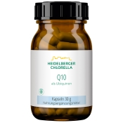 Heidelberger Chlorella® Q10 ALS Ubiquinon