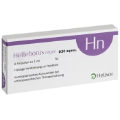Helleborus niger D 30 aquos.
