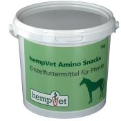 hempVet Amino Snacks, Pferd