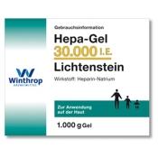Hepa-Gel 30.000 I.E. Lichtenstein®