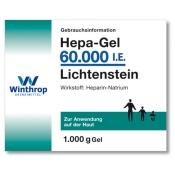 Hepa-Gel 60.000 I. E. Lichtenstein®