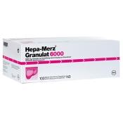 Hepa Merz® Granulat 6000