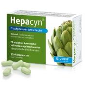 Hepacyn® Frischpflanzen-Artischocke