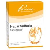 HEPAR SULFURIS Similiaplex®