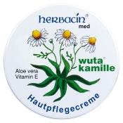 herbacin® wuta® Kamille Hautpflegecreme Dose