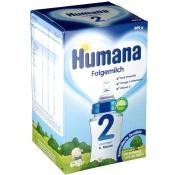 Humana Folgemilch 2