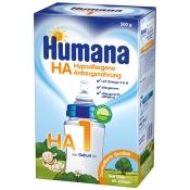 Humana HA 1 Hyperallergene Anfangsnahrung
