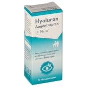 Hyaluron Augentropfen Dr. Mann