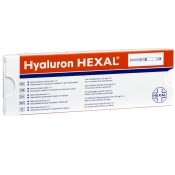 Hyaluron® HEXAL Fertigspritze