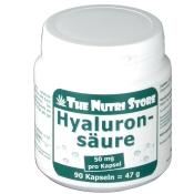 Hyaluronsäure 50 mg Kapseln