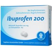Ibuprofen 200 Filmtabletten
