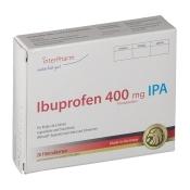 Ibuprofen 400 mg IPA Filmtabletten