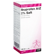 Ibuprofen AbZ 2% Saft