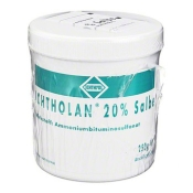 ICHTHOLAN® 20% Salbe