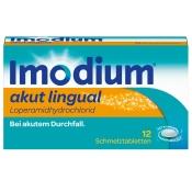 Imodium® akut lingual