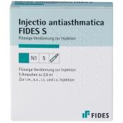 Injectio antiasthmatica Fides S Ampullen
