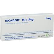 Iscador M c. Arg. 1 mg Ampullen