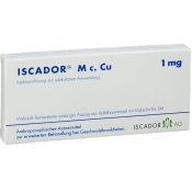 ISCADOR® M c. Cu 1 mg