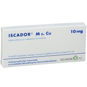 ISCADOR® M c. Cu 10 mg