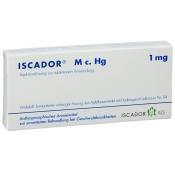 Iscador M c. Hg. 1 mg Ampullen