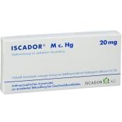 ISCADOR® M c. Hg 20 mg