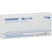 Iscador Qu c. Cu. 1 mg Ampullen