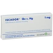 Iscador Qu c. Hg. 1 mg Ampullen