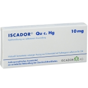 ISCADOR® Qu c. Hg 10 mg