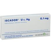 Iscador U c. Hg. 0,01 mg Ampullen