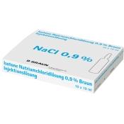 Isotonische Natriumchloridlösung 0,9 % Braun Injektionslösung