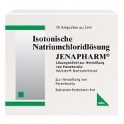 Isotonische Natriumchloridlösung JENAPHARM®