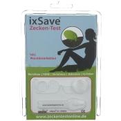 ixSave® Zeckentest für Menschen