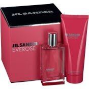 JIL SANDER EVEROSE + 75 ml Bodylotion GRATIS