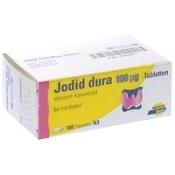 Jodid dura® 100 µg Tabletten