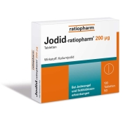 Jodid-ratiopharm® 200 µg Tabletten