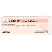 Jodinat® 100 µg Tabletten